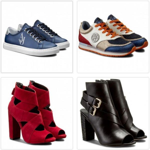 Мода 2018 обувь фото