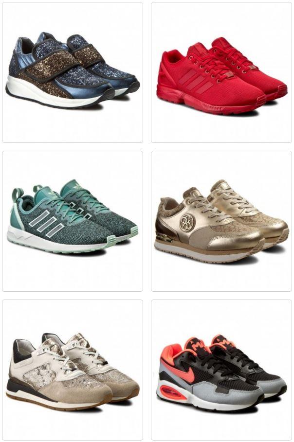 Тон в трендах задают признанные производители спортивной обуви, такие как  Nike и Puma. В этом году они представили новые версии своих классических  моделей. 58bdfec2d73