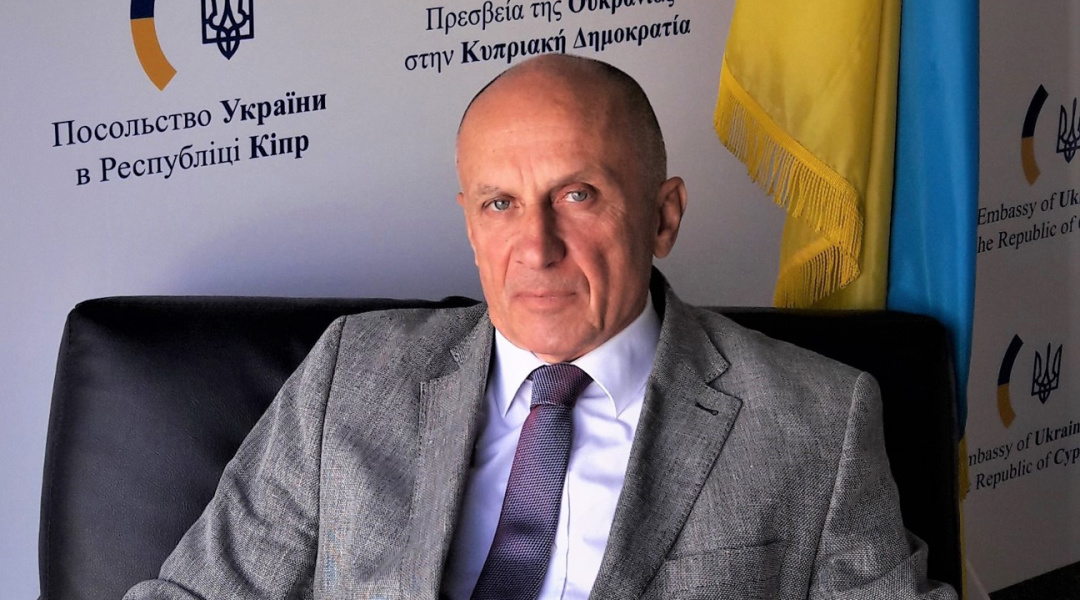 Boris Gumenyuk, Ambassador of Ukraine to the Republic of Cyprus