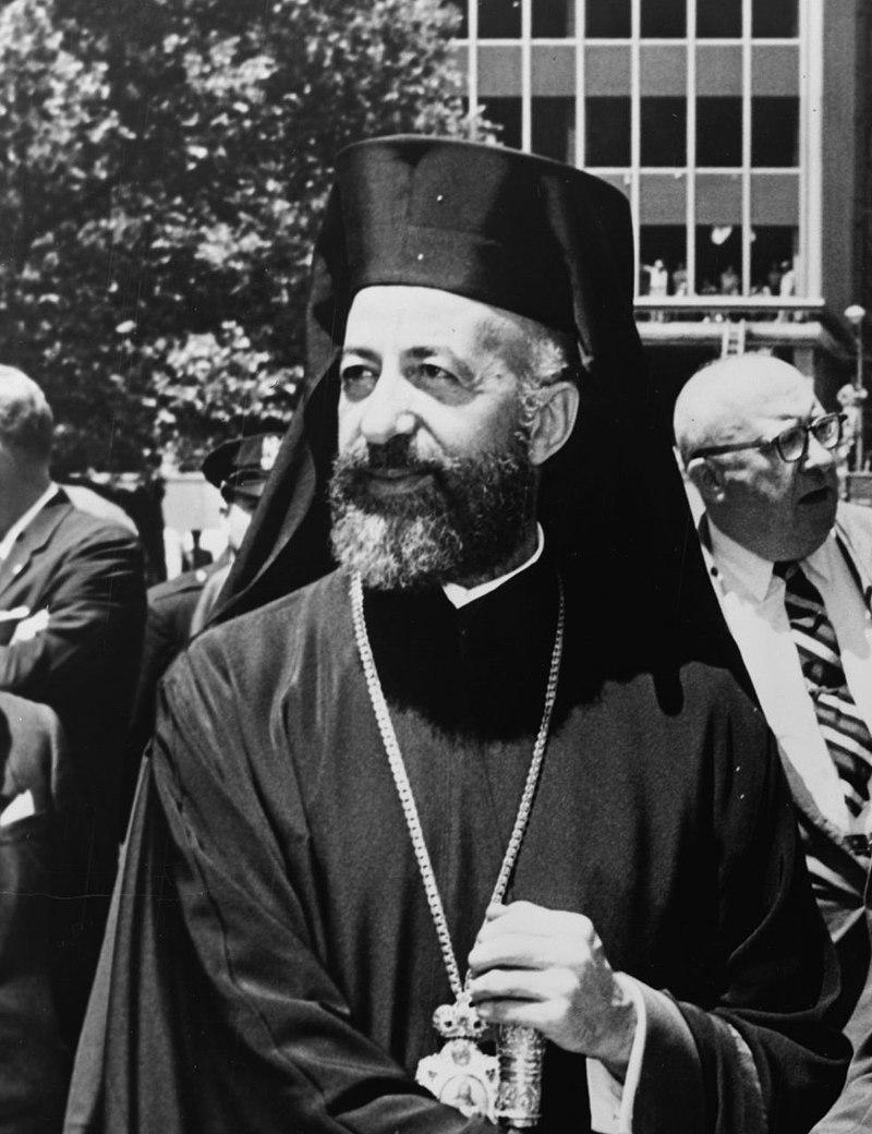 Основатель Республики Кипр Архиепископ Макариос III