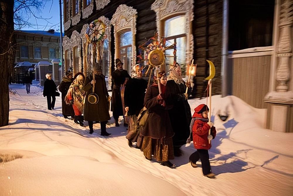 театра полностью фото зимових свят много